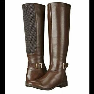 Clark's Women's Pita Dakota Knee High Boots NWOT